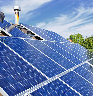 Solar panel installers 856